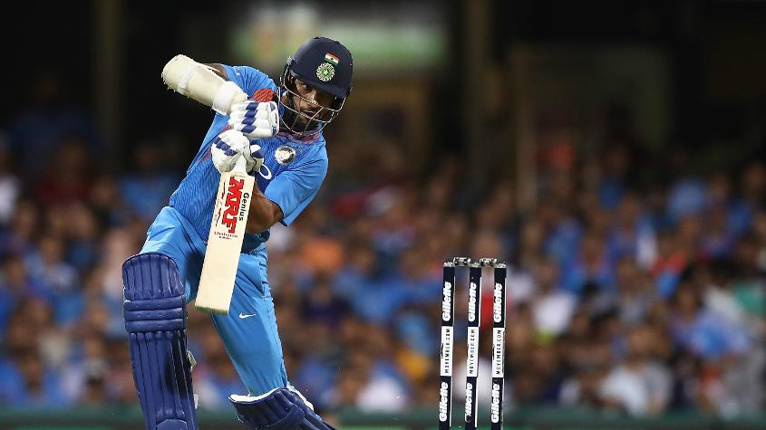 Dhawan played a mesmerising innings of 76 runs off just 42 balls