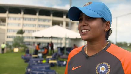 ENG v IND: 'We've got a pretty good combination' – Veda Krishnamurthy