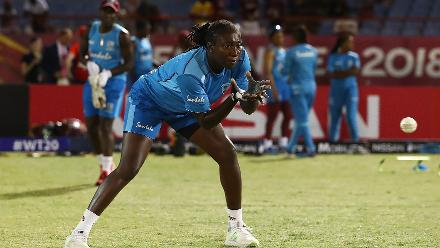 WI v AUS: 'I am a quiet kind of leader' – Stafanie Taylor