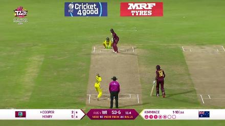 WI v AUS: Player of the Match compilation– Alyssa Healy