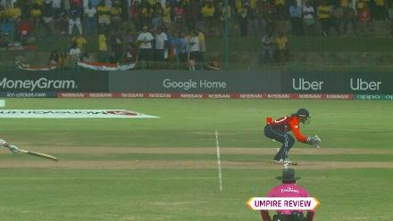 ENG v IND: Deepti Sharma is run out for seven