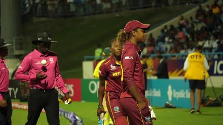 WI v AUS: Windies heartbreak