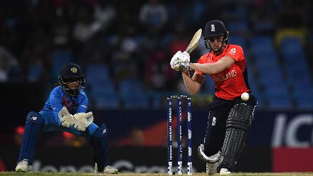 England v India, 2nd Semi-Final, ICC Women's World T20 at Antigua, Nov 22 2018