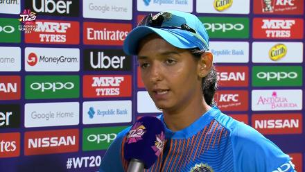 ENG v IND: Post-match presentation, including Player of the Match Amy Jones
