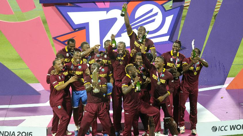 World T20 renamed as T20 World Cup