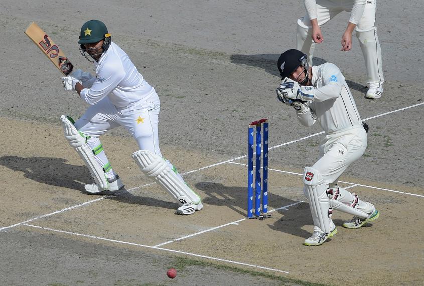 Haris Sohail hit 10 boundaries in his unbeaten 81