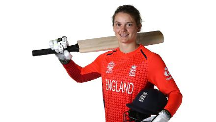 AUS v ENG: Amy Jones, England's budding superstar