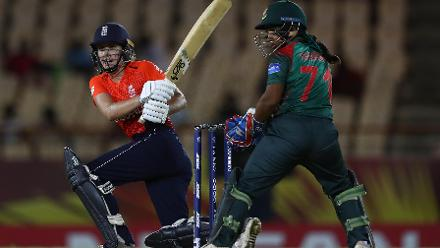WT20 2018: AUS v ENG – Road to the final