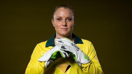 AUS v ENG: Alyssa Healy, Australia's batting juggernaut