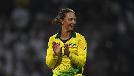 AUS v ENG: Player of the Match – Ashleigh Gardner