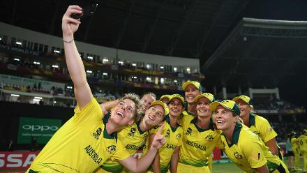 AUS v ENG: Australia's winning moments