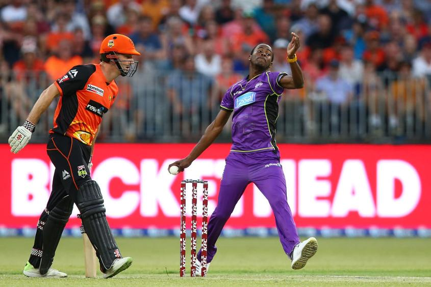 Archer made his name in the BBL for Hobart Hurricanes as a relative unknown in 2017