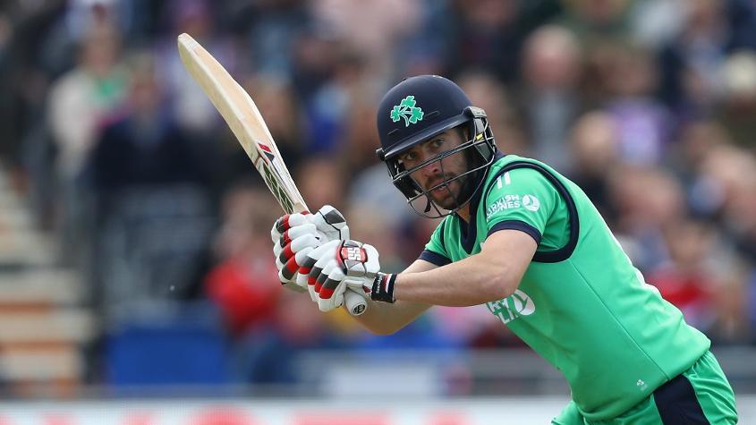 'The Afghanistan series is a major step forward for Irish cricket' – Balbirnie