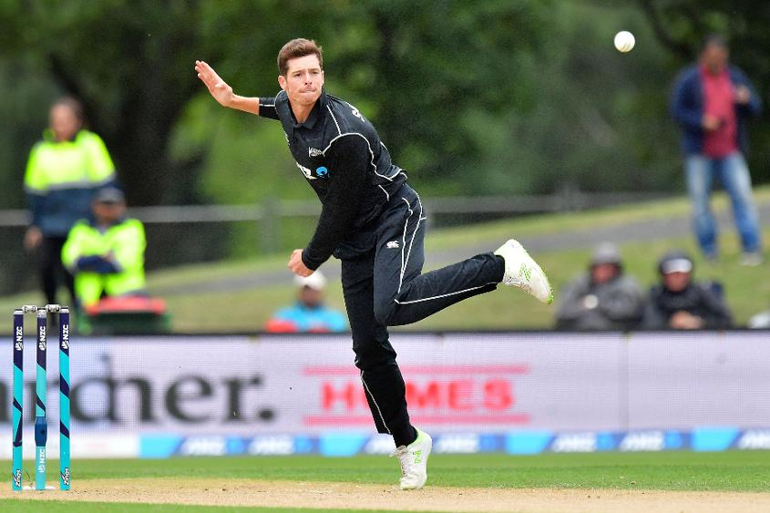 Mitchell Santner is being carefully managed after a major knee surgery