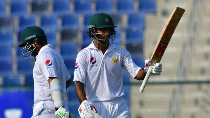 Fakhar Zaman has been left out despite scoring 94 and 66 in his only Test appearance