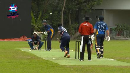 ICC Men's T20 World Cup EAP B Qualifier: Philippines v South Korea highlights