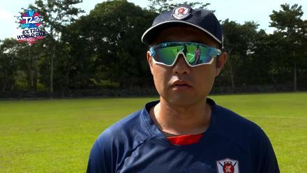 ICC Men's T20 World Cup EAP B Qualifier:  Japan captain speaks ahead of match against Indonesia
