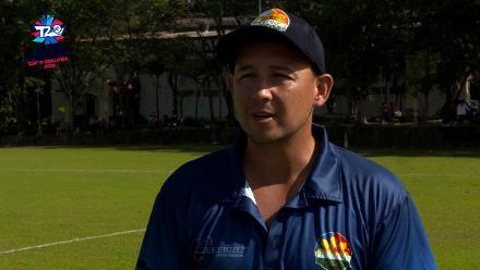 ICC Men's T20 World Cup EAP B Qualifier: Philippines captain speaks ahead of match against Korea