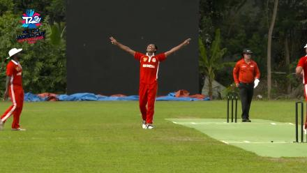 ICC Men's T20 World Cup EAP B Qualifier: Indonesia's Gede Darma Arta takes four Japan wickets
