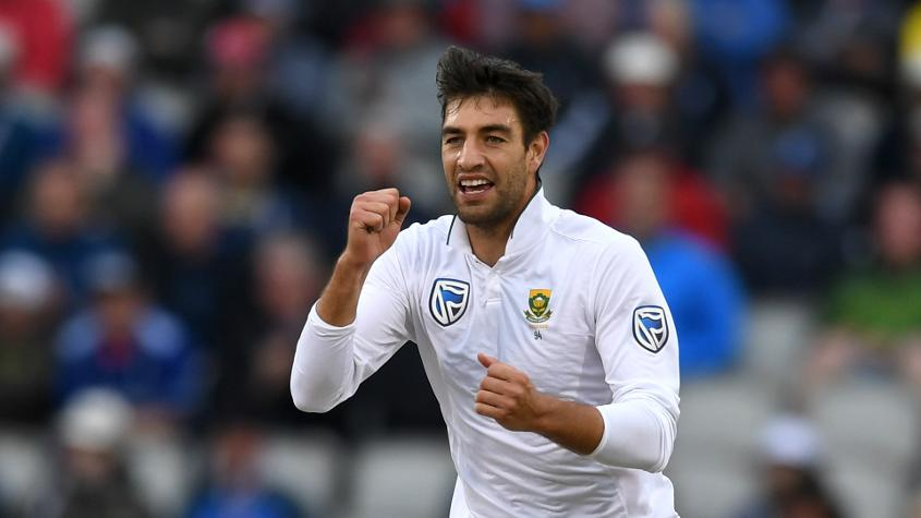 Duanne Olivier has got an opportunity in the absence of Lungi Ngidi