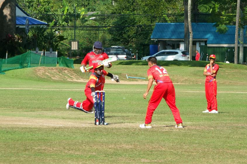 Bahrain took on Maldives in a thrilling encounter