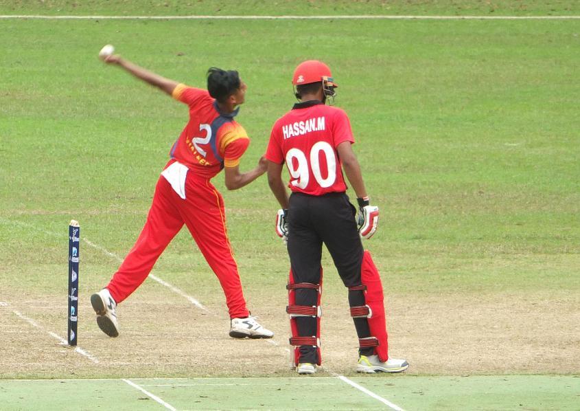 Hong Kong won a thriller against Bahrain