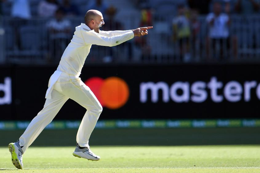 Nathan Lyon's match-winning haul of 8/106 helped Australia seal a convincing 146-run win over India