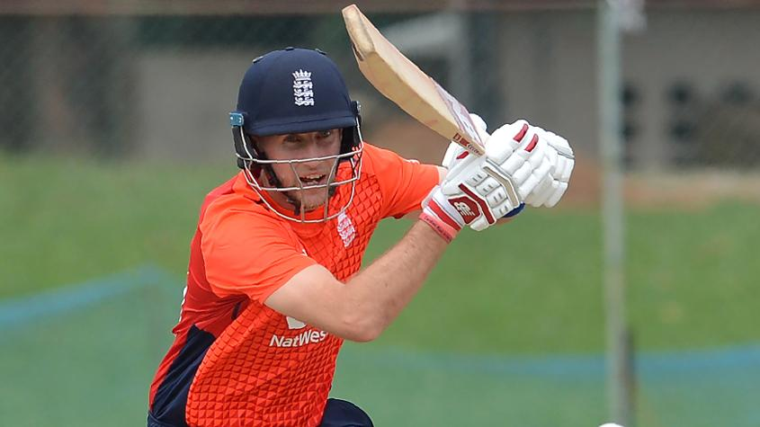 Joe Root moved up to No.19 in the batting rankings