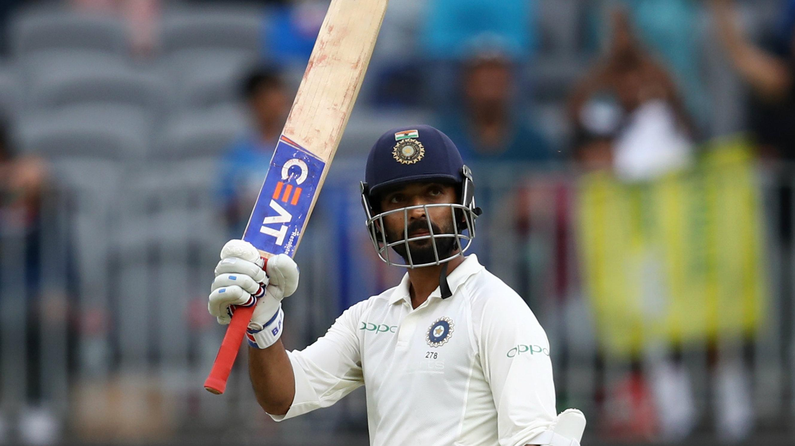 Really sure about scoring century in Melbourne' – Ajinkya Rahane