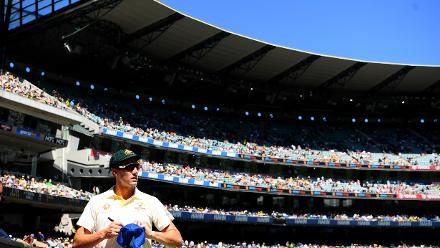 Australia v India, 3rd Test, Melbourne Cricket Ground