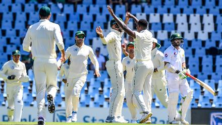 South Africa v Pakistan, 1st Test, Centurion