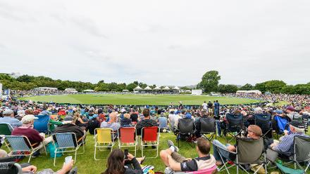 New Zealand v Sri Lanka, 2nd Test, Hagley Oval