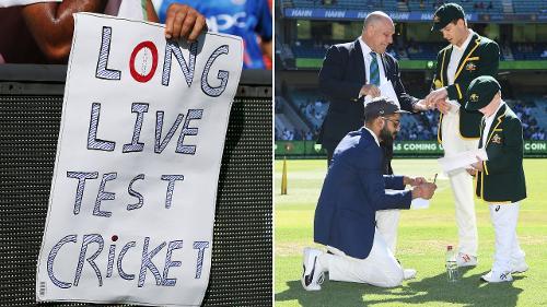 Australia v India, 3rd Test, Melbourne Cricket Ground
