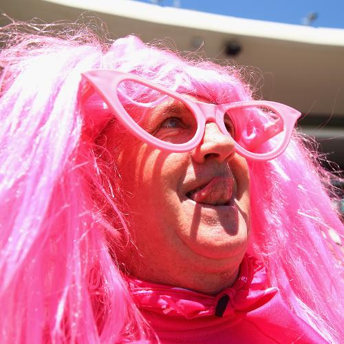 The SCG goes pink for Jane McGrath Day in the fourth Test between India and Australia