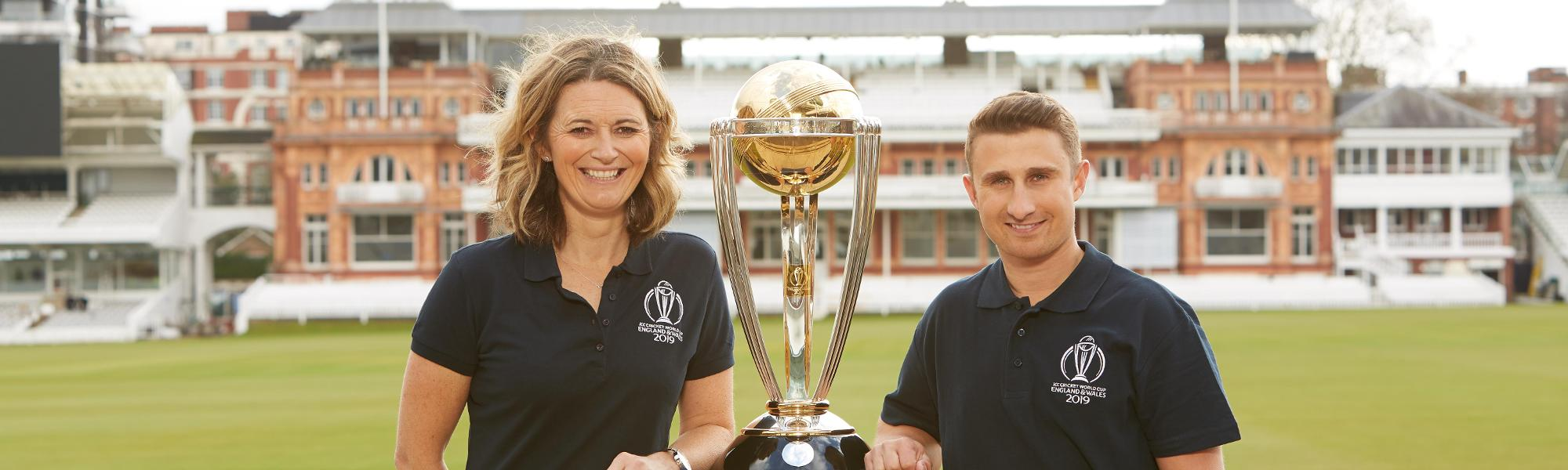 World Cup Cricketeers