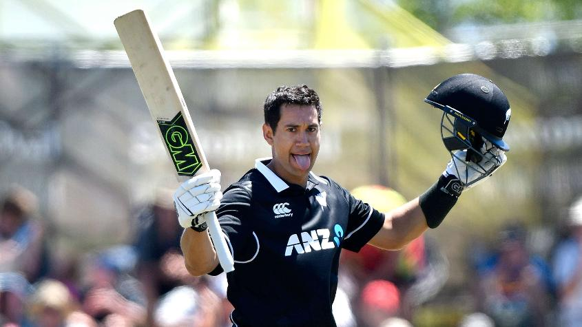 Ross Taylor retained his No.3 position in the batsmen's rankings