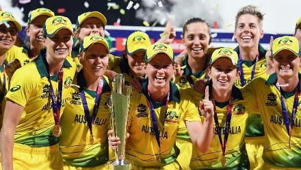 Australia cruise to ICC Women's World T20 title in the Caribbean