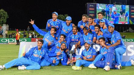 India win their fourth U19 Cricket World Cup title