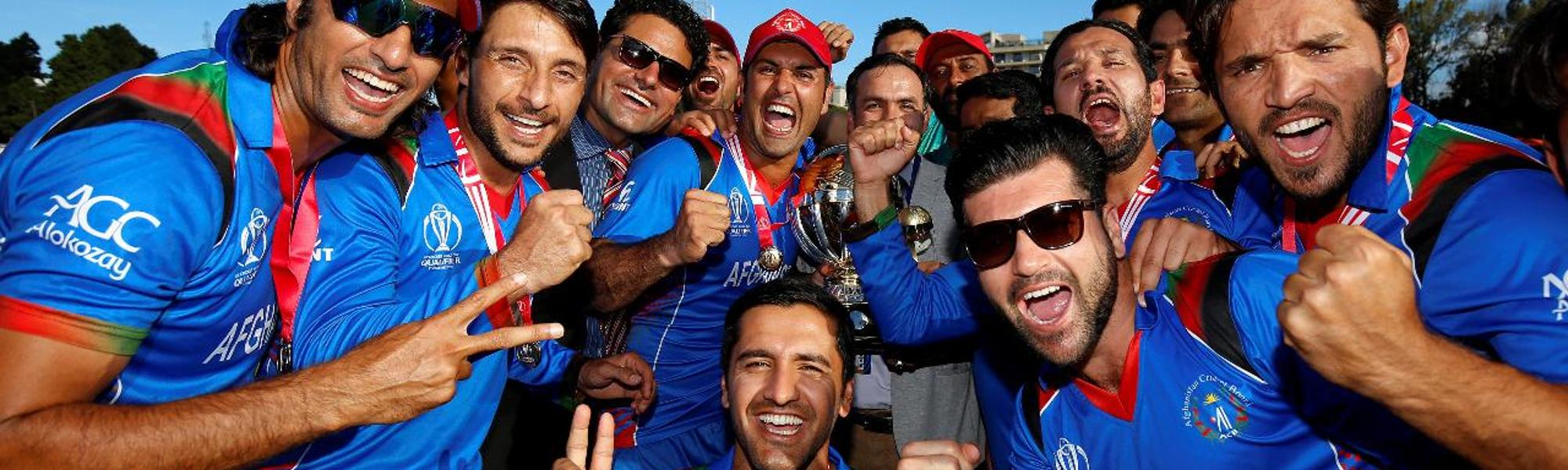 Afghanistan come back from the brink to qualify for CWC19