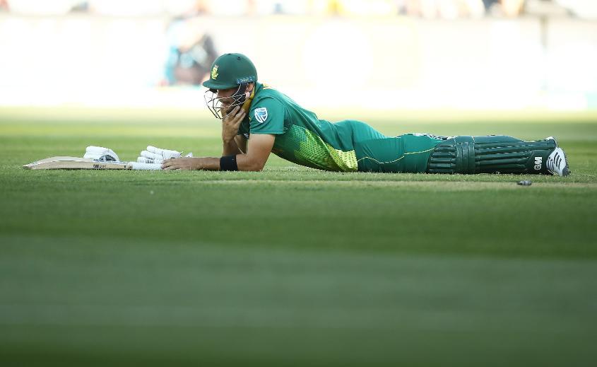 Markram has endured a tough start to his ODI career