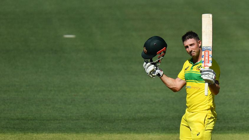 Shaun Marsh's brilliant 131 from 123 balls was studded with 11 fours and three sixes
