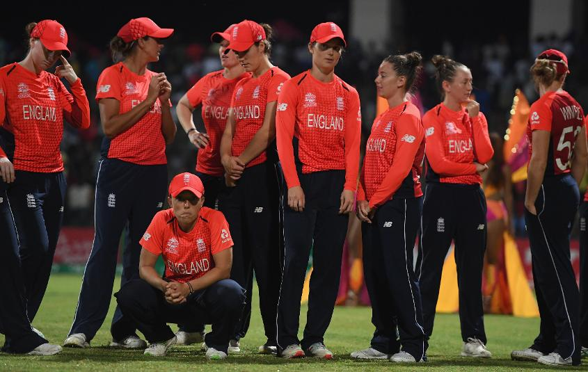 England finished as runners-up in the World T20 without the injured Brunt