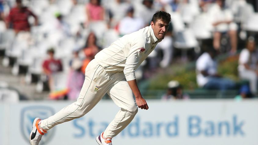 Duanne Olivier quickly rose to No.19 on the MRF Tyres ICC Test Rankings for bowlers