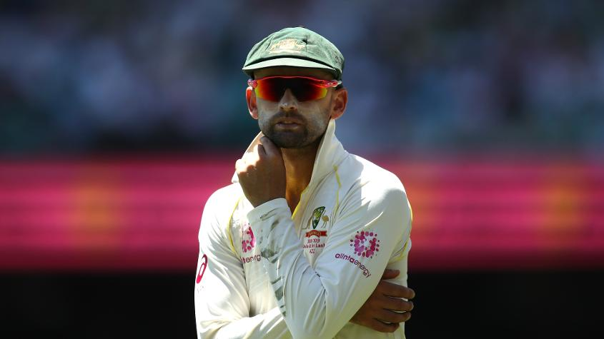 Lyon has been hailed as the best spinner in the world by Australia coach Justin Langer
