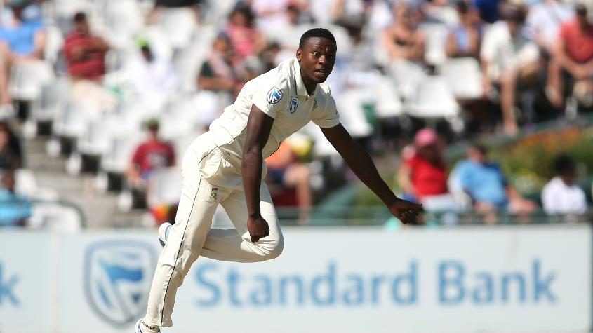 Rabada emerged as  the leader of the South African pace attack