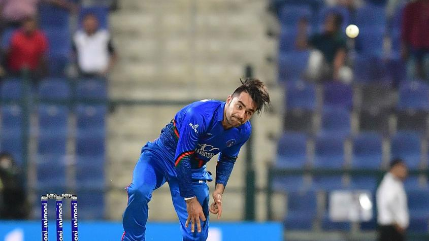 Rashid Khan finished 2018 as the leading wicket-taker in ODIs with 48 scalps at 14.45