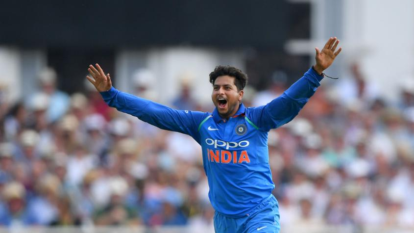 Kuldeep Yadav picked up a whopping 45 wickets from his 19 matches at 17.77