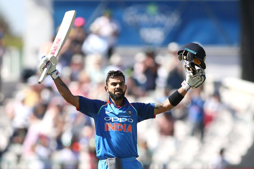 Virat Kohli has had a sensational year in ODI cricket