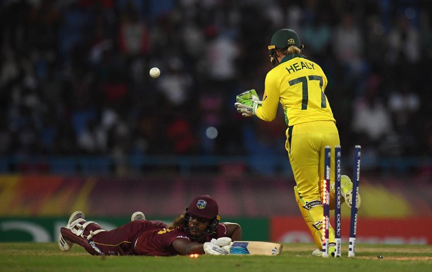 Australia downed hosts West Indies in 2018