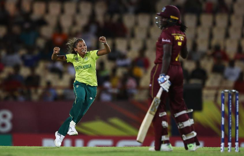 South Africa gave the hosts a fright in 2018